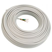 Kabel TT 3x1.5 LNPE pro Meter für die Zuleitung