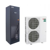 Mitsubishi Electric s-M-G07 013 0 KHB / PUZ-ZM125YKA Präzisionsklimaschrank kühlen, heizen, befeuchten Luftausblas oben 11.9 kW