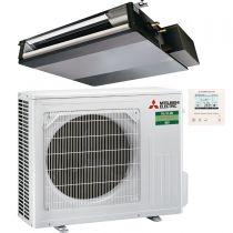Mitsubishi Electric Kanalgerät Set 5.6 kW SEZ-M50DA/SUZ-M50VA (Raumgrösse 180m3)