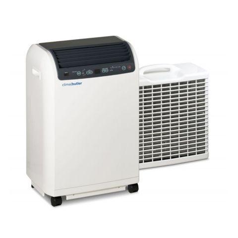 Mobile Split-Klimaanlage 4.7 kW (Raumgrösse 140 m3)